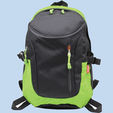 Backpack black 47x32.5x17cm
