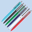 Automatic ball pen SMART oil based ink blue 1.0mm