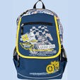 School bag 'Grand PRIX' 42x31x19cm (polyester)