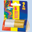 Decoration tape 30mm*3m with dispenser/blister packing