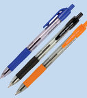 Automatic ball pen ROCKY blue ink 1.0mm