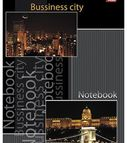 Notebook squared 80sh. hard cover