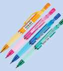 Mechanical pencil 2.0mm (assorted body colours)w/eraser