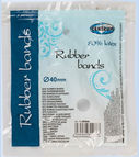 Rubber bands 100gr. size 40mm (70% latex) assorted
