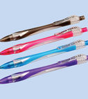 Automatic ball pen AQUA blue ink 0.7mm