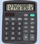 Calculator 135x107x35mm