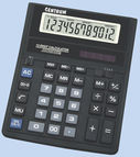 Calculator 203x159x32 mm